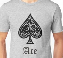 ace of space Unisex T-Shirt