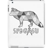 SPBGASU University iPad Case/Skin