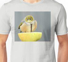 Ahhh! I Am So Sad - Silver-Eye - NZ Unisex T-Shirt