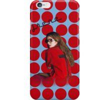 Polkadots Irene iPhone Case/Skin