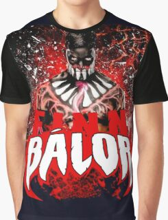 Finn Balor Black Shirt Graphic T-Shirt