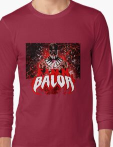 Finn Balor Black Shirt Long Sleeve T-Shirt