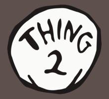 Thing 2 Baby Tee