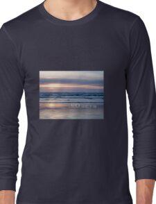 Beach Glow Long Sleeve T-Shirt
