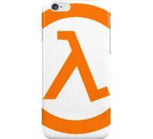 Half Life Lambda iPhone Case/Skin