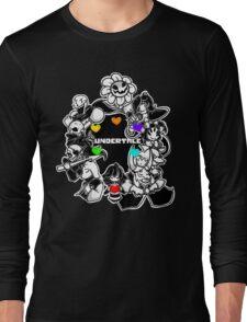 Undertale Long Sleeve T-Shirt