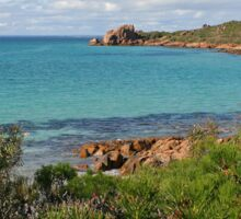 Meelup to Castle Rock, Dunsborough in Western Australia. Sticker