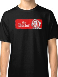The Doctor Funny Men's Tshirt Classic T-Shirt