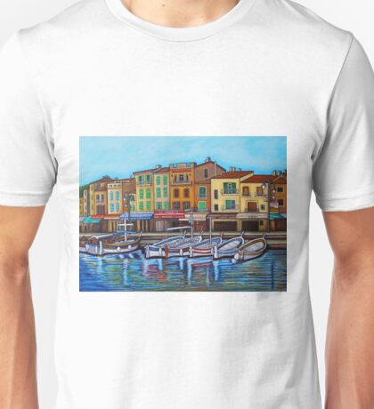 Colours of Cassis T-Shirt