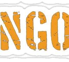 whiskey tango foxtrot 2 Sticker