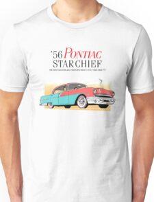 pontiac : starchief '56 Unisex T-Shirt