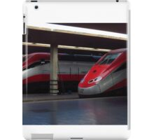 Trains, Florence Central Station iPad Case/Skin