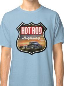 hot rod : highway Classic T-Shirt