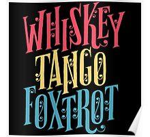 whiskey tango foxtrot 2 Poster