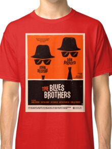 classic movie : The Blues Brothers Classic T-Shirt