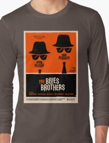 classic movie : The Blues Brothers Long Sleeve T-Shirt