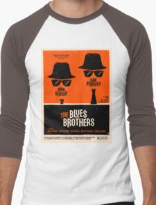 classic movie : The Blues Brothers Men's Baseball ¾ T-Shirt