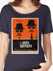 classic movie : The Blues Brothers Women's Relaxed Fit T-Shirt