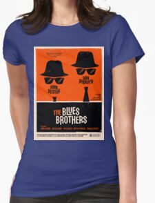 classic movie : The Blues Brothers Womens Fitted T-Shirt