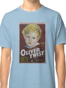 classic movie : Oliver Twist Classic T-Shirt