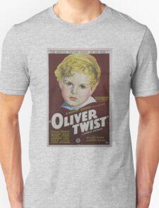 classic movie : Oliver Twist Unisex T-Shirt
