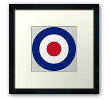 RAF Roundel Framed Print