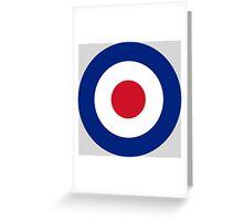 RAF Roundel Greeting Card