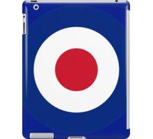 RAF Roundel iPad Case/Skin