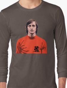 Cruyff - Holland soccer player Long Sleeve T-Shirt