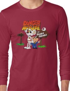 DOUBLE TROUBLE MOUSE Long Sleeve T-Shirt