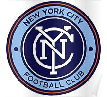 New york city fc Poster