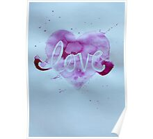 Love. Poster