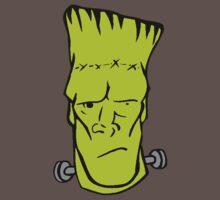 Frankenstein Baby Tee