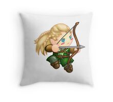 Legolas Throw Pillow