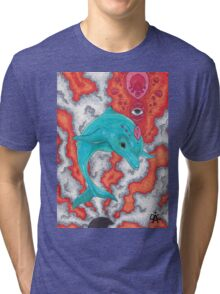 ECCO The Dolphin Tri-blend T-Shirt