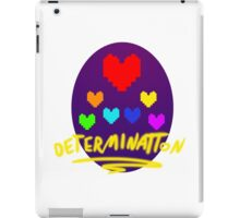 Determination Hearts iPad Case/Skin