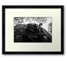 Escape to New York Framed Print