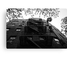 Escape to New York Canvas Print