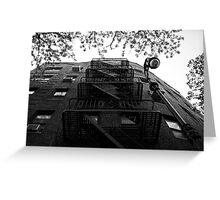 Escape to New York Greeting Card