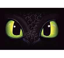 Night Eyes Photographic Print