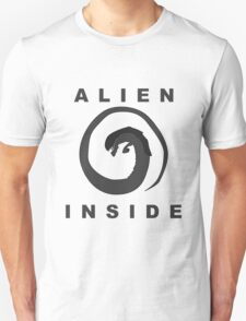 Alien Inside (Movie References) Unisex T-Shirt