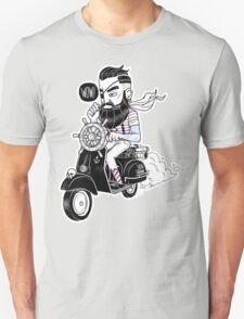 Vespa : Enjoy The Ride T-Shirt