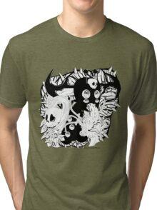 Impish Eyes Tri-blend T-Shirt