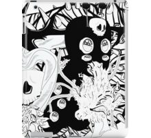 Impish Eyes iPad Case/Skin