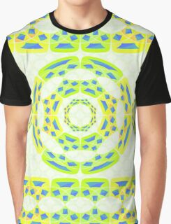 Geometric abstract composition Graphic T-Shirt