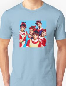 Red Velvet The Red Blue Ver Kpop Unisex T-Shirt