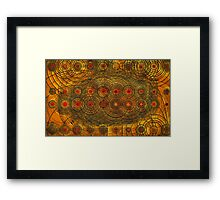 The Pulse of the Universe Framed Print