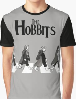Parody : The Hobbits Graphic T-Shirt