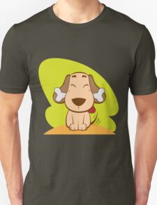 dog : waiting T-Shirt