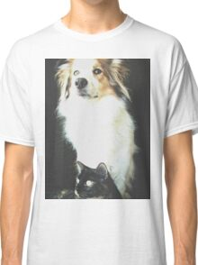 Cats and Dogs Classic T-Shirt